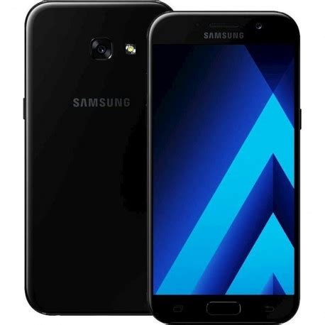 Samsung Galaxy A520 2017 by Samsung Galaxy A520 A5 2017 Black Mobile Phone Megatel