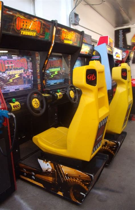 road thunder arcade game vintage arcade superstore
