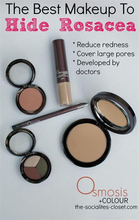 best makeup for rosacea sufferers the best makeup to hide rosacea