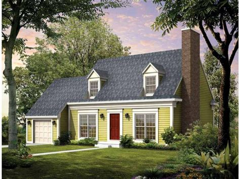 eplans cape cod house plan cape cod update 1747 square