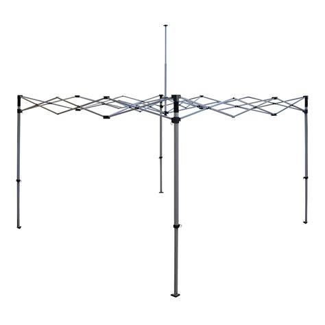 Awning Frame Parts by Traveler 174 10x10 Instant Canopy Kit With Sidewalls Caravan Canopy