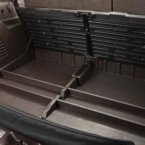 Suburban Rack by Rear Cargo Area Divider