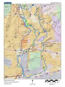 arizona road map with mileage road waits to hear status of 220k grant local