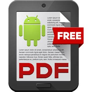 best free pdf reader for android 5 best free pdf reader application for android device