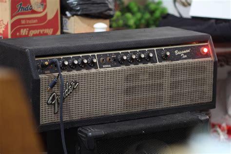 Kabel Fender Vintage Voltage Kabel Gitar Dan Bass 6m audio2nd vintage fender bassman ten guitar lifier terjual