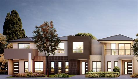 Lewis Cheadle Home Design Lewis Townhouse