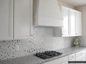 white color kitchen backsplash tile ideas