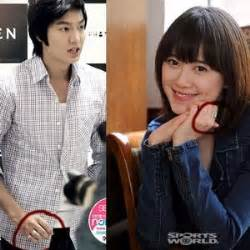 who is min ho dating 2013 who is the real girlfriend of lee min ho lee min ho