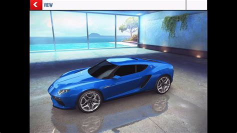 Asphalt 8 Lamborghini by Asphalt 8 Lamborghini Asterion In Venice Single Player