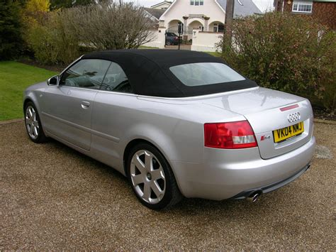 Audi Cabrio S4 by 2003 Audi S4 Cabriolet Related Infomation Specifications
