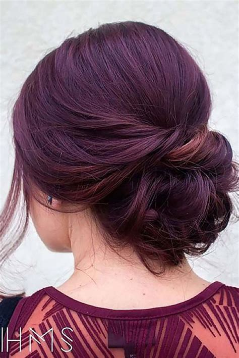 Simple Bridesmaid Hairstyles For Hair by 30 Bridesmaids Hairstyles For Hair