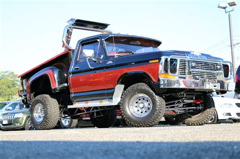 monster truck show new york 1979 ford f150 ranger custom truck for sale