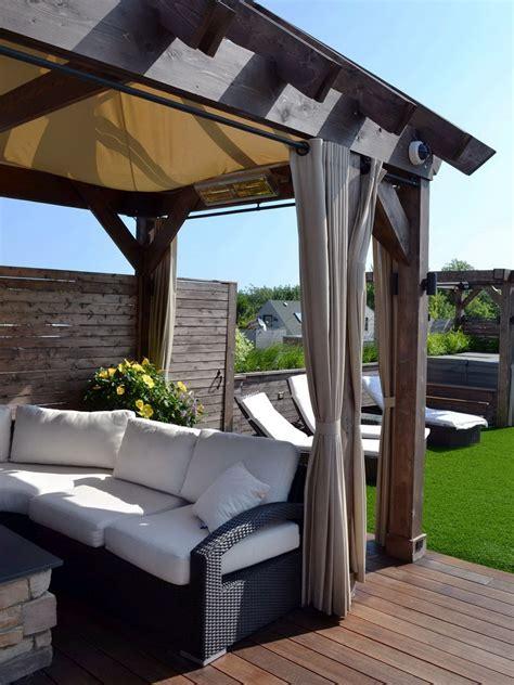 Pergola With Shade Cloth Home Design Ideas Pergola Sun Shade Fabric