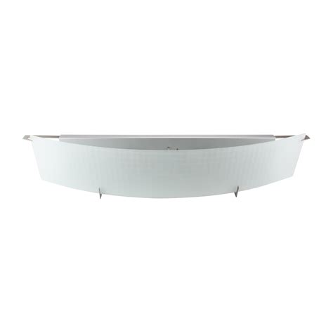stainless steel bathroom light fixtures premier lighting 103404 bn bathroom vanity light fixture