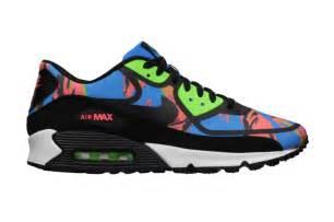 nike air max colors nike air max 90 prm color camo hypebeast