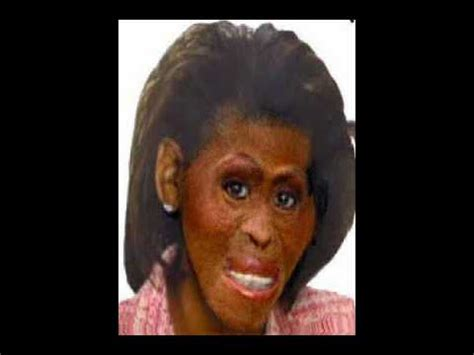 michelle osamaoops i mean obamashowing off her
