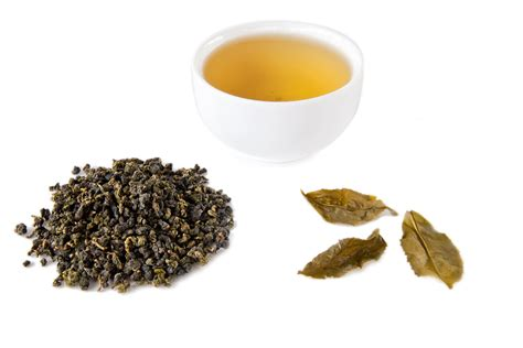 Teh Oolong jin xuan oolong tea eco cha