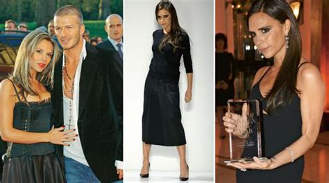 Posh Spice Is No Style Icon by Beckham S In Pictures From Childhood To
