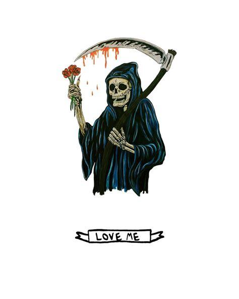 small grim reaper tattoos grim reaper quot me quot tattoos grim