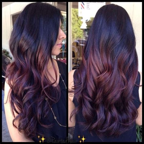 brunette and red hair pictures hombre 17 best ideas about violet brown hair on pinterest dark
