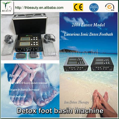 Goodway Centre Ionic Detox Therapy by Foot Detox Machine Ion Cleanse Detox Dual Foot Spa In Foot