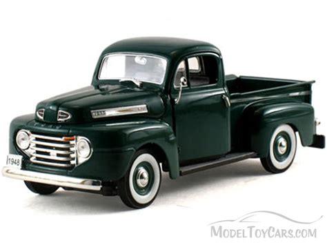 diecast ford trucks 1948 ford f1 truck green signature models 32387