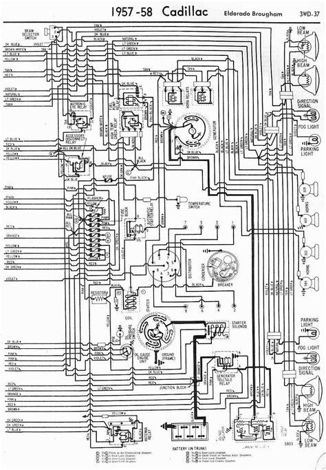 2000 cadillac eldorado wiring diagram free