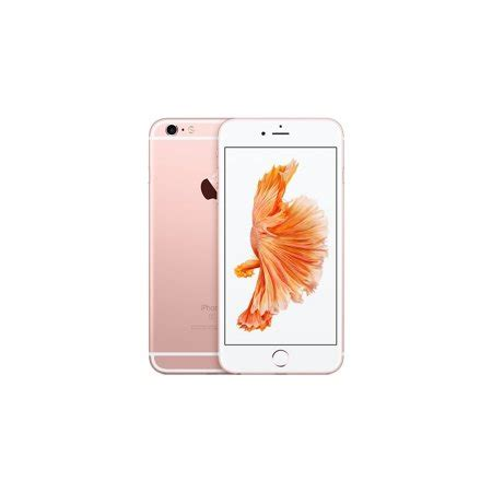 iphone 6s plus 16gb gold mobile refurbished grade b walmart