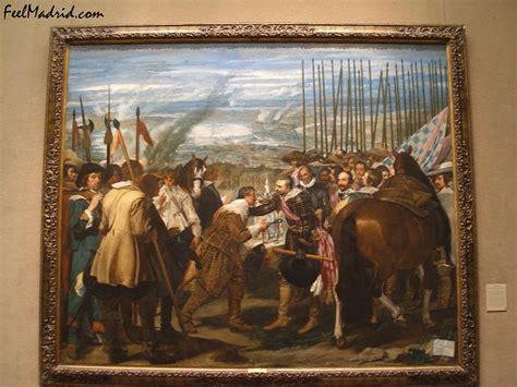 rendicion surrender las lanzas the surrender of breda by velzquez
