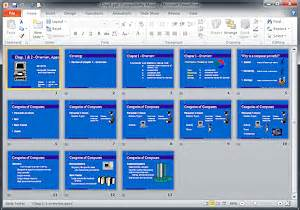 example of powerpoint presentation khafre