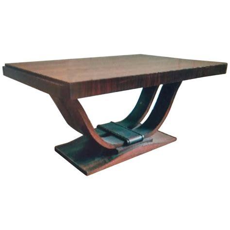 deco dining room table deco dining room table or desk for sale at 1stdibs