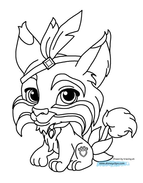 disney coloring pages palace pets disney palace pets printable coloring pages disney
