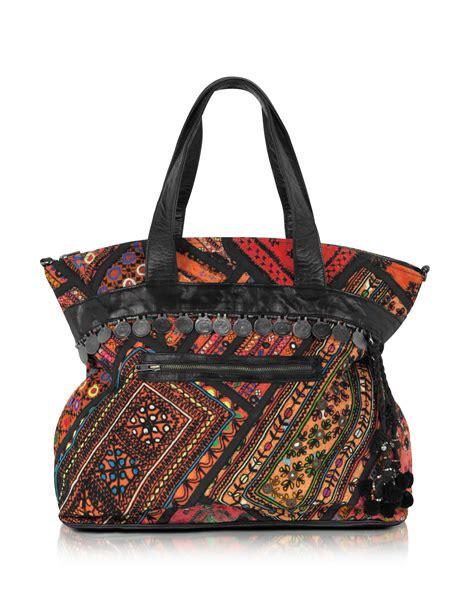 tote bag batik berkualitas antik batik banja weekend tote bag in multicolor lyst