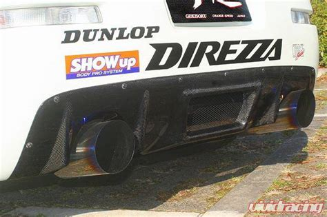 nissan 350z chargespeed rear bumper nissan 350z chargespeed normal wide diffuser for