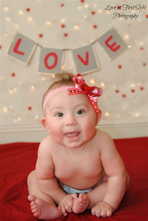 valentines day baby photos baby s valentines day v day