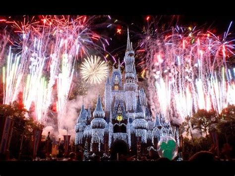 new year 2015 fireworks 2015 the magic kingdom hd
