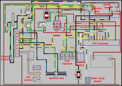 wiring diagram bmw k1100rs of the wiring diagram