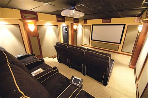 acoustic treatment acoustic treatment  home theater