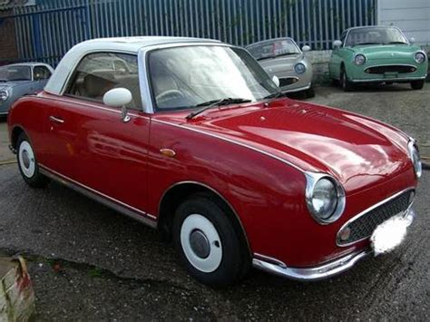 nissan figaro for sale for sale nissan figaro 1 0 turbo fully restored 1991