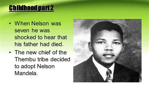 nelson mandela biography for child nelson mandela by cian timlin 6th class ppt video online