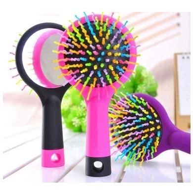 Eyecandy Rainbow Magic Airbag Comb Hair Antistatic Sisir Pij 1 sisir pijat kepala solusi rambut sehat harga jual