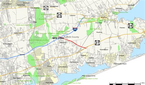 Suffolk County Search File County Route 111 Suffolk County New York Map Svg Wikimedia Commons