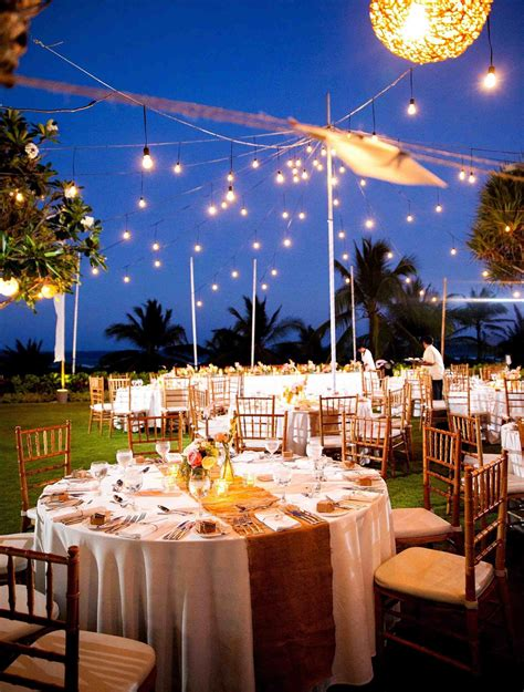 Ideas For Outdoor Wedding Reception by Outdoor Wedding Reception Decoration Ideas Siudy Net