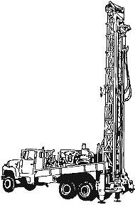free drill truck cliparts, download free clip art, free