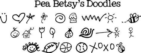 doodle name kevin pea betsy s doodles