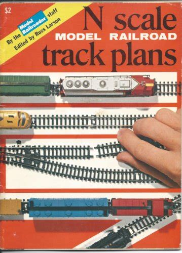 track planning for realistic operation prototype railroad concepts for your model railroad model railroader 3rd edition books 187 n scale model railroad track plans