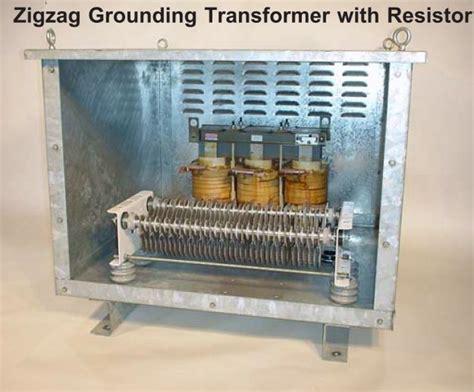 neutral earthing resistor pdf grounding resistors the vanjen