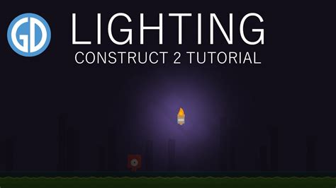 tutorial in construct 2 lighting construct 2 tutorial youtube