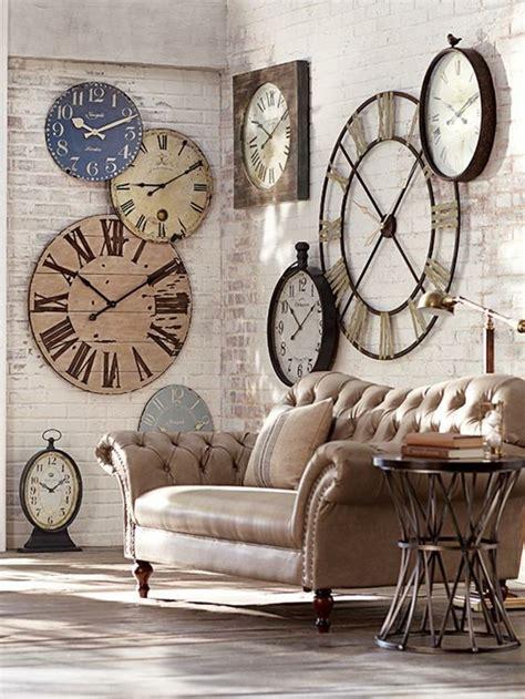 45 id 233 es pour le plus cool horloge g 233 ante murale