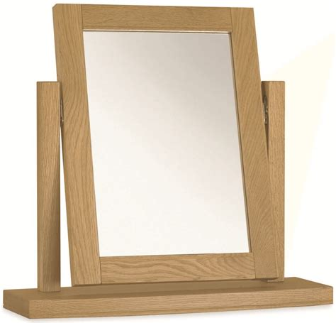 Vanity Mirror Uk by Buy Bentley Designs Hstead Oak Vanity Mirror